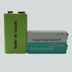 Высокое качество 9V NiMH батарей