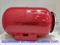5 Schip van de Uitbreiding van de liter het Horizontale met Vervangbaar Membraan voor Drinkbaar Water