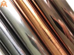 금속성 색상 고광택 장식 프레임 몰딩용 PVC 시트