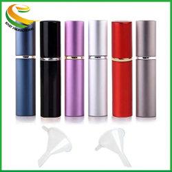 Пустой основных личных Inhaler масла под давлением многоразового использования алюминия и стекла