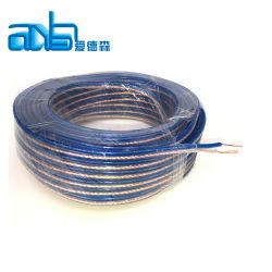 アンプスピーカ用オーディオケーブル、純酸素フリー銅 + すずめっき銅