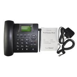 Telefono senza fili dello scrittorio della scheda di Ets 6188 GSM 2g&3G SIM con la voce, SMS, funzione radiofonica di FM