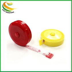 도매를 위한 소형 둥근 줄자 주문 측정 테이프