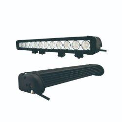 Girando la cabeza tira ojo rasgado de la luz de la barra de LED para el coche