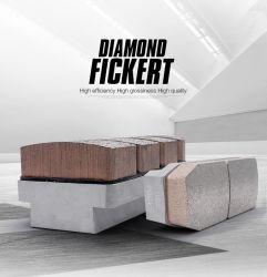 Diamond tijolo de moagem