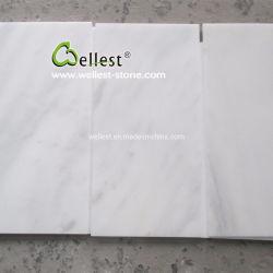 Commerce de gros fournisseur de marbre blanc de Chine orientale pour le projet de marbre blanc