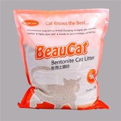 Listados recentemente a China por grosso Suprimentos Pet Mineral bruto com pouco pó Flushable Granel Bentonite Esférica de serapilheira Cat