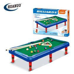Spel van de Lijst van Billard van de Snooker van de Pool van het Speelgoed van de Sport van kinderen het Openlucht Draagbare Plastic