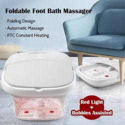 Aparelhos de Massagem de pés dobráveis Pediluvio Elevadores eléctricos de temperatura constante