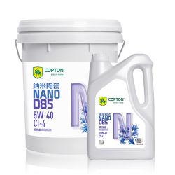 SAE 15W40 API CI-4 em cerâmica e nanodiamante Copton D85 Nanoshield Óleo de Motor Diesel de elevado desempenho