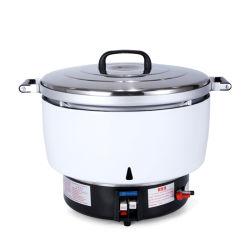 Zhuoliang7l het Eenvoudige Kooktoestel van de Rijst van het Gas van de Capaciteit van de Verrichting Grote Commerciële