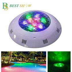 الصين المصنع سعر جيد مقاومة للماء IP68 3 واط 5 واط 9 واط 12 واط، 15 واط، 18 واط، مصباح حمام السباحة، ضوء LED، حوض السباحة