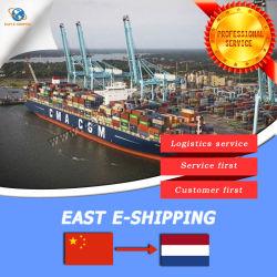 Leistungsfähiges Logistik-Agens-Verschiffen von China nach die Niederlande