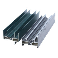 열 절연제 단면도 알루미늄 문 및 Windows 단면도 기업 알루미늄