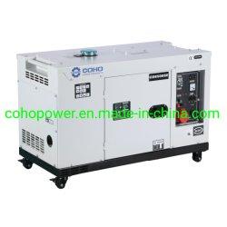 Geluidsdichte 5/6/7kw generatoren voor thuisgebruik met één cilinder