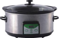 Hot vender 6 de cocimiento lento de Qt para equipos de cocina