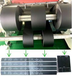 0,07mm de base a impressão de material de construção rígida de PP PC PS PLA filme de PVC para a impressão de material de construção da placa de MDF