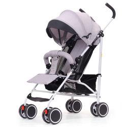 Leicht Träger-Arbeitsweg-Baby-Regenschirm-Spaziergänger Einfach-Falten