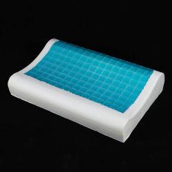 La alta calidad Super Cool B Gel Contorno en forma de almohadas de espuma de memoria