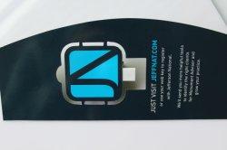 El papel de tarjeta personalizada Unidad flash USB/memoria USB Webkey