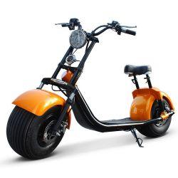 Nuevos Productos en dos ruedas grandes Citycoco 1000W 60V Bicicleta eléctrica E Bike/ motocicleta eléctrica