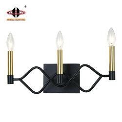 E12 40W noir+Sandy métal or Wall Lamp