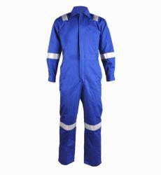 Vestuário de algodão antiestático retardante de fogo casaco