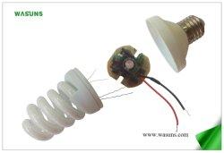 220 فولت من مصابيح CFL الحلزونية بالكامل SKD CKD