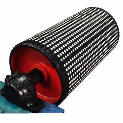 Отличное качество конвейер керамические резиновые отставание шкива коленчатого вала