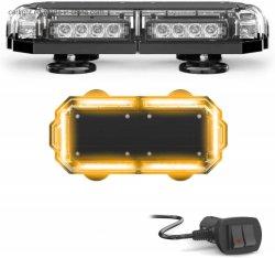 مصغّرة [لد] ستروب ضوء لأنّ شاحنة, سيّارة, [بلوو], وطارئ عرضات مع مغنطيسيّة سقف جبل
