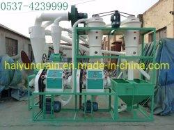 Moinho de Duplo 6A fts-10 Series moinho de farinha de Carregamento Automático