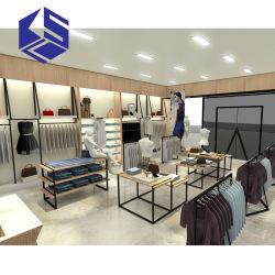 Металлические конструкции для установки в стойку дисплея одежду для установки в стойку демонстрационный зал розничной торговли одеждой