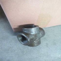Traversa forgiata del T dell'uguale del filetto femminile degli accessori per tubi del acciaio al carbonio