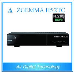 Новое поле Zgemma спутниковое + Twin/кабельное телевидение в салоне Combo DVB S2 + DVB T2/C + DVB T2/C Zgemma H5.2tc