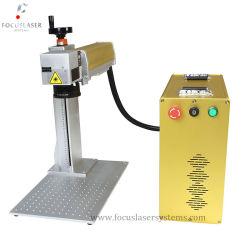 De Laser die van de Machine van de Gravure van de Laser van Focuslaser Polycarbonaat merken