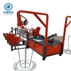 Rete fissa ad alta velocità automatica piena della rete metallica di collegamento Chain che fa macchina