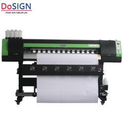 160см Гуанчжоу плоттер Eco растворители для виниловом баннере наклейки печать