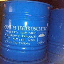 Agente reductor Industial sodio el sodio Hydrosulfite Hydrosulphite grado