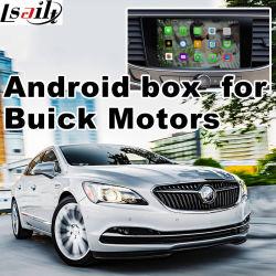"""Android система навигации GPS окно видео интерфейс для Opel Insignia Buick Regal, спутник """"Лакросс"""", анклав (CUE) Системы"""