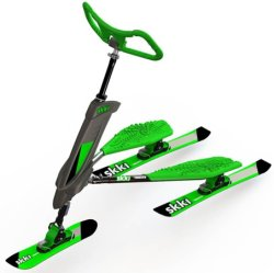 Trikke Snow Self Balancing Scooter Deportes Extremos Snow Downhill Vehículo