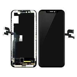 Pezzo di ricambio del telefono mobile, schermo dell'affissione a cristalli liquidi del telefono delle cellule, visualizzazione dell'affissione a cristalli liquidi, schermo dell'affissione a cristalli liquidi del telefono mobile per il iPhone X
