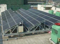 격자 대 지상에 설치되는 혼자서 태양 에너지 시스템 떨어져 10kw