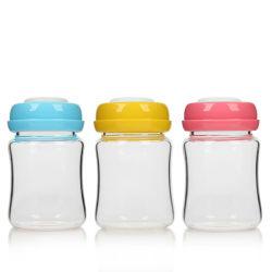 Les aliments pour bébé le lait maternel de conteneur bouteille de lait en poudre conteneur de stockage