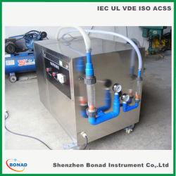 Protection contre les intrusions de l'eau IPX entrée Instrument de test
