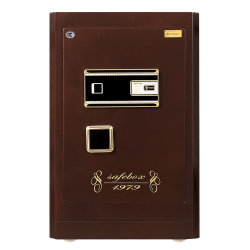 De Veilige Doos van het Geld van de Hardware van de Deur van het Huis van de vingerafdruk met Sleutel