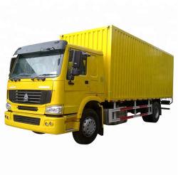 Sinotruk HOWO 4*2 6 Wheeler Mini 266-371HP utilisé de nouveaux aliments chariot camion réfrigéré tonne dag van de refroidissement 10RHD Réfrigérateur chariot