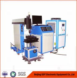 1000W laser YAG Laser bricolage cortador em 2mm de aço moldado