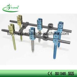 Spinales Schrauben-System des Implantats-6.0pedicle