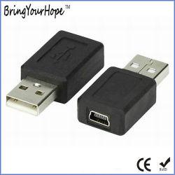 Кабель USB a разъем Mini USB адаптер для женщин