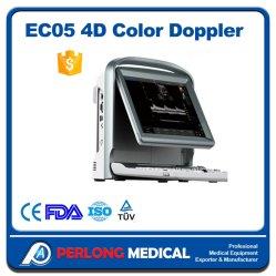 Doppler Color Digital completo equipo de Diagnóstico por Ultrasonidos Portable Eco Doppler color5